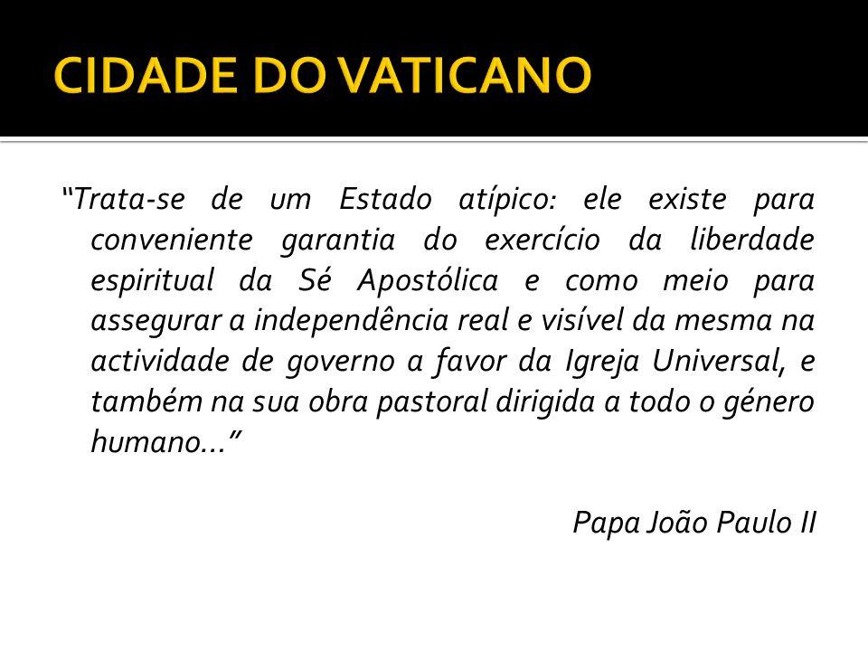 CIDADE DO VATICANO