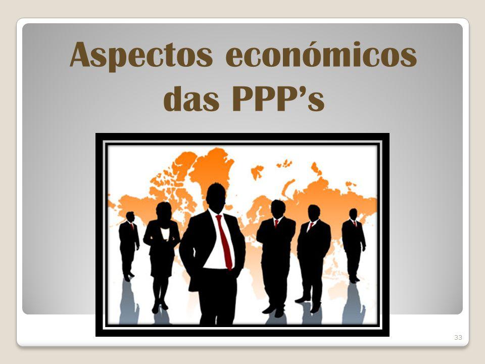 Aspectos económicos das PPP's
