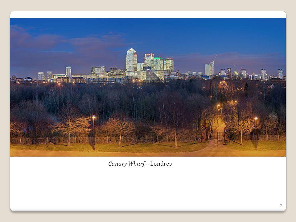 Canary Wharf – Londres