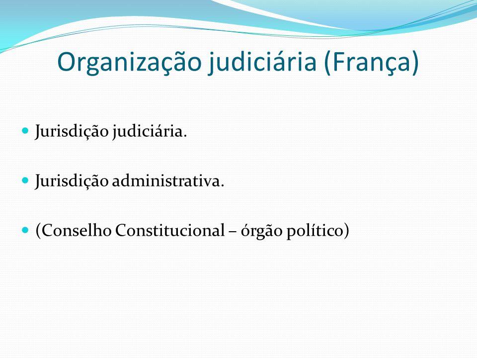Organização judiciária (França)