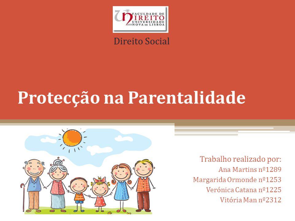 Protecção na Parentalidade