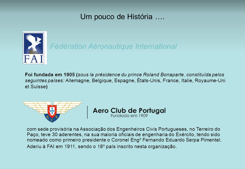 Fédération Aéronautique International