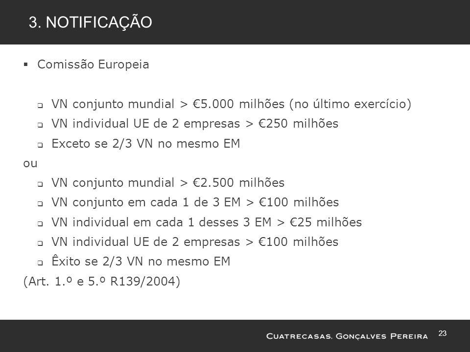 3. Notificação Comissão Europeia