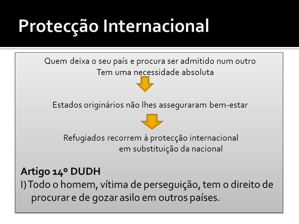 Protecção Internacional
