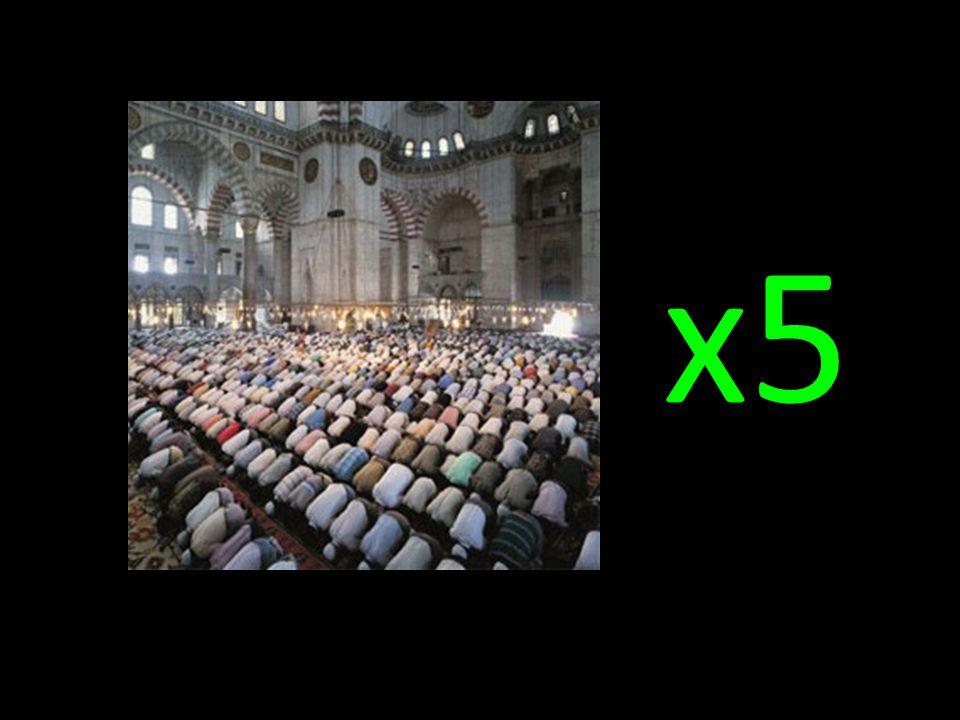 x5 2º Pilar: Salat (a oração)