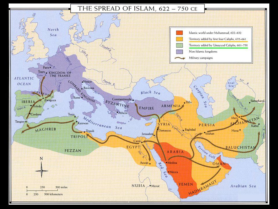 1º cisma: com a morte do profeta houve o primeiro cisma do mundo muçulmano