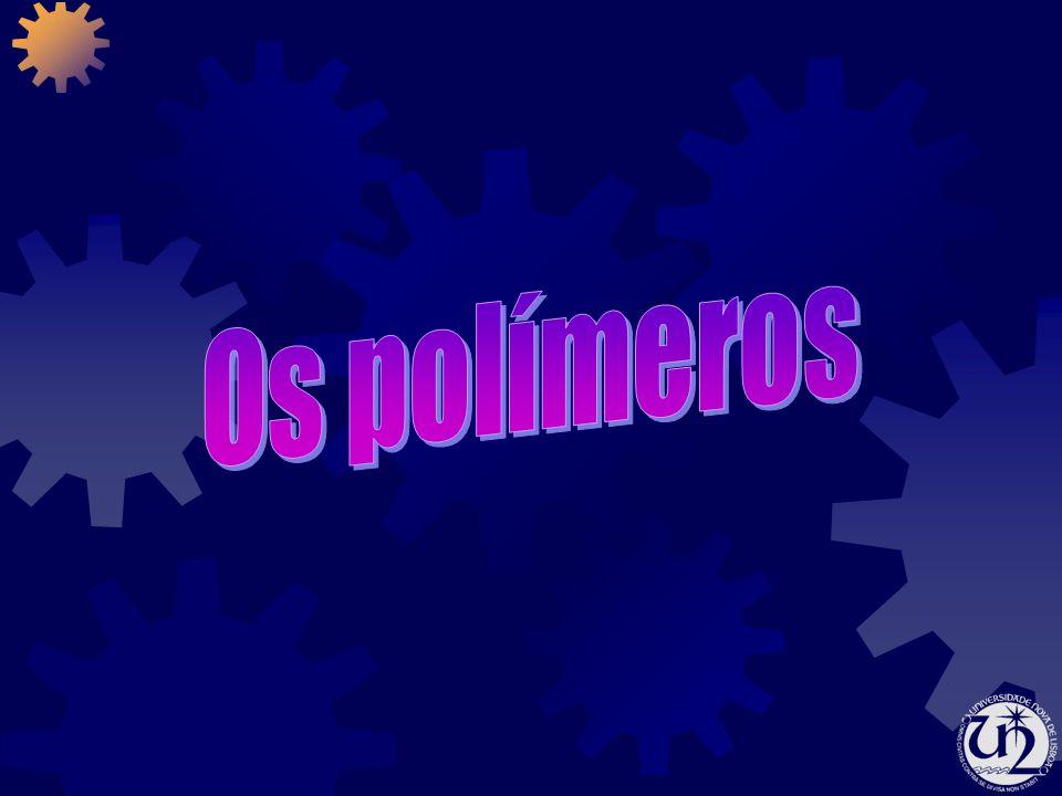 Os polímeros