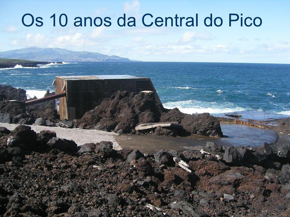 Os 10 anos da Central do Pico