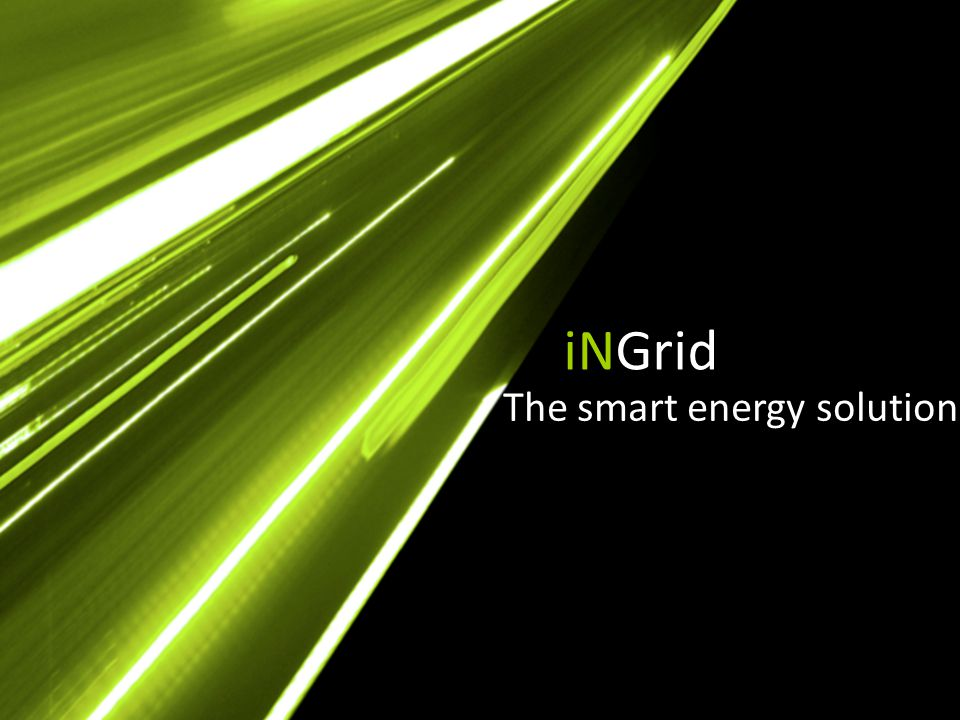 The smart energy solution