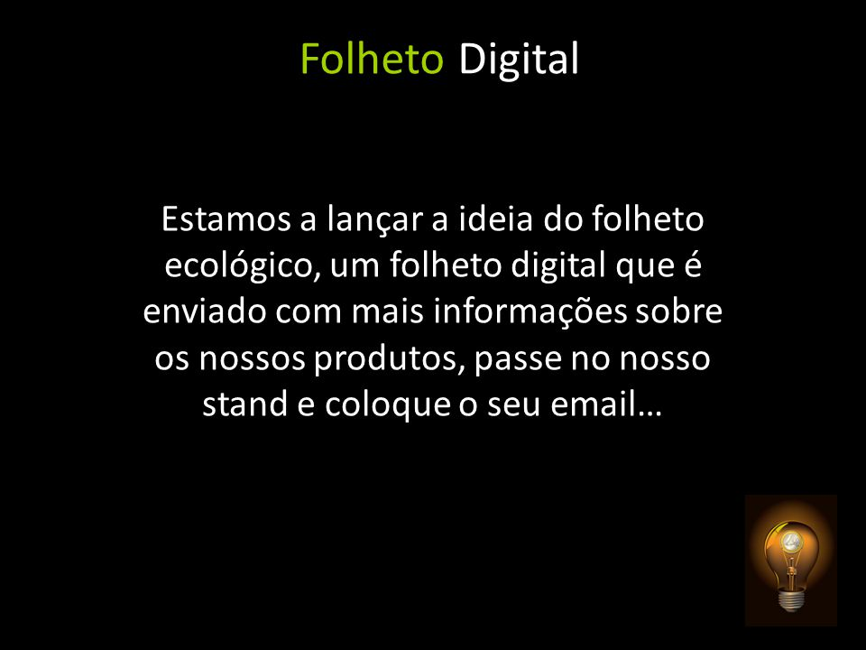 Folheto Digital