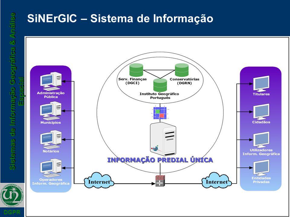 SiNErGIC – Sistema de Informação
