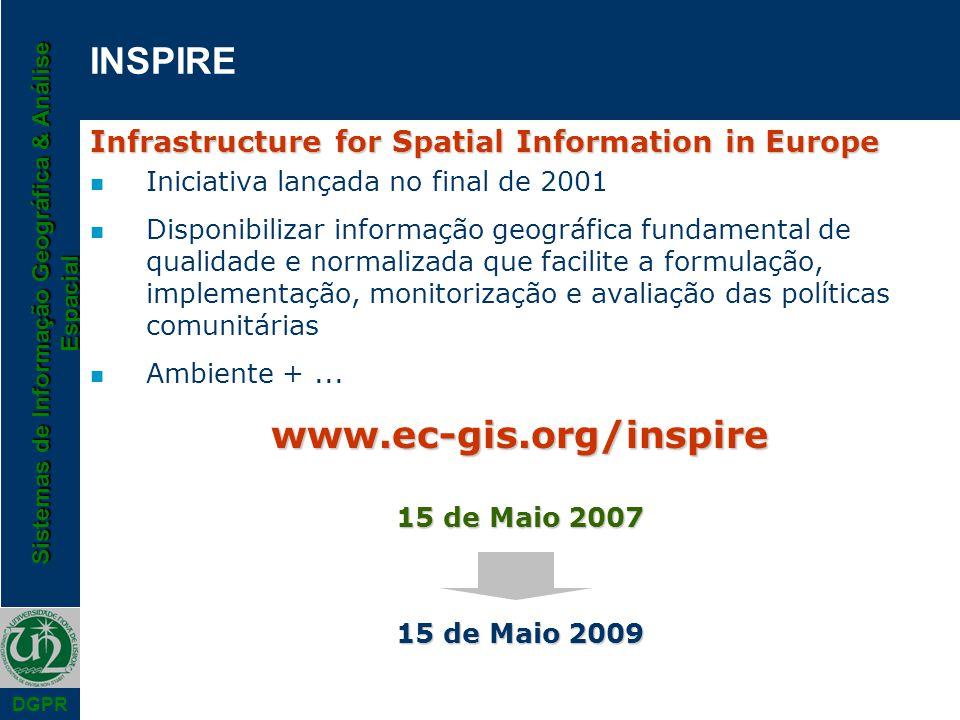 INSPIRE www.ec-gis.org/inspire