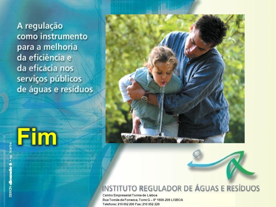A regulação como instrumento para a melhoria da eficiência e da eficácia nos serviços públicos de águas e resíduos