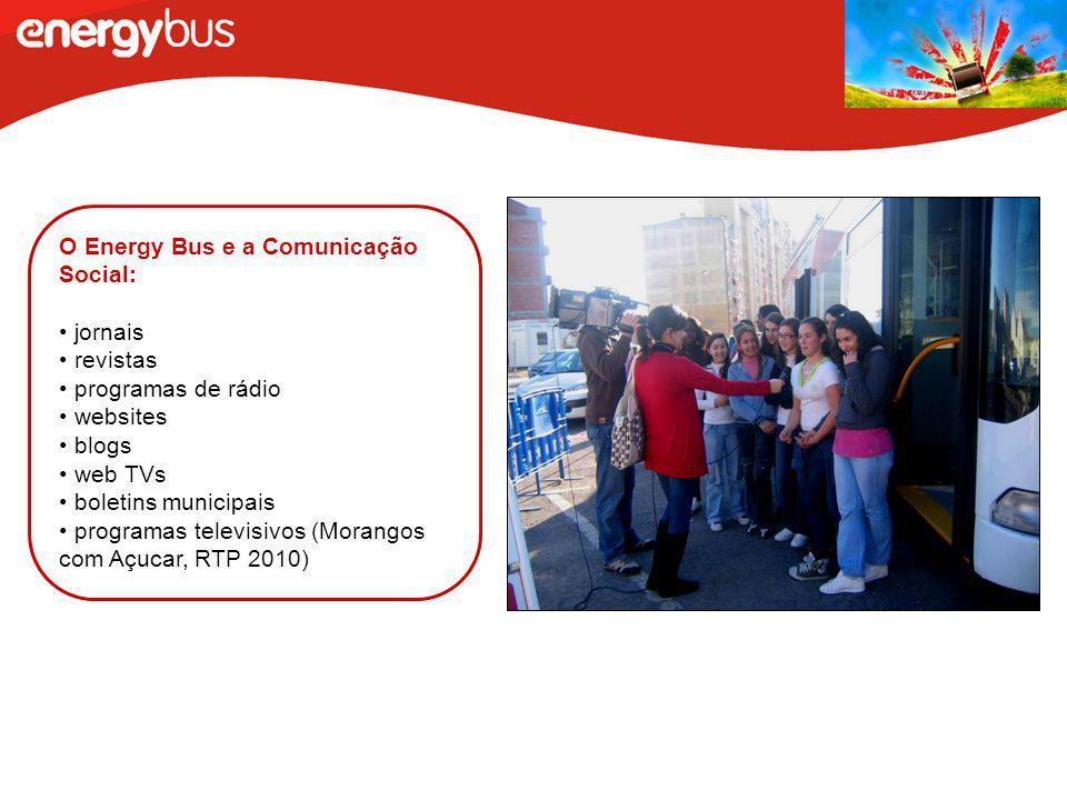 O Energy Bus e a Comunicação Social: