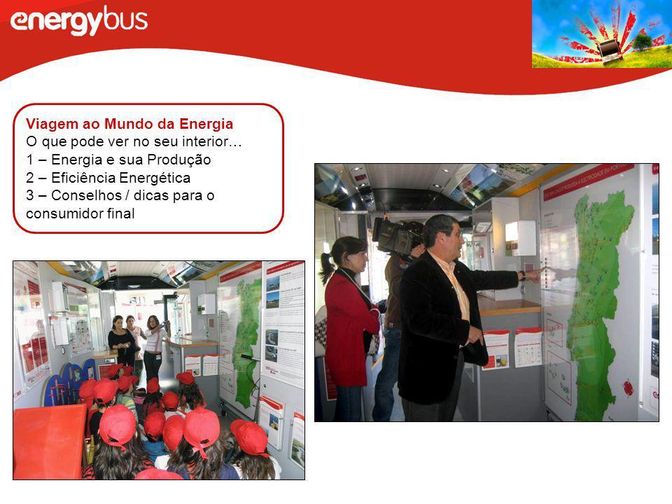 Viagem ao Mundo da Energia