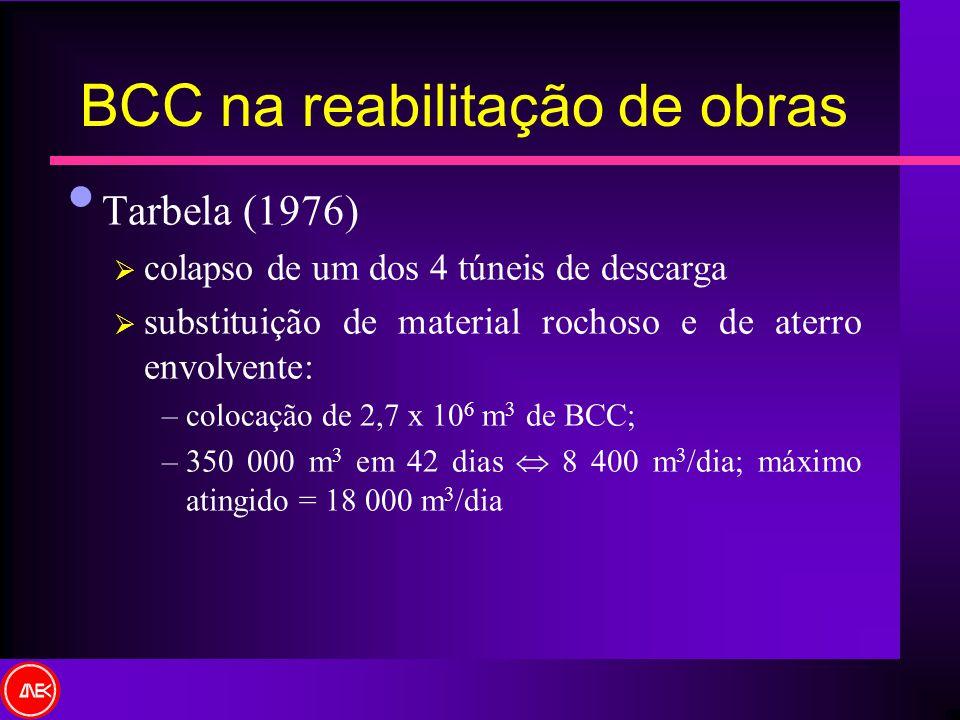 BCC na reabilitação de obras