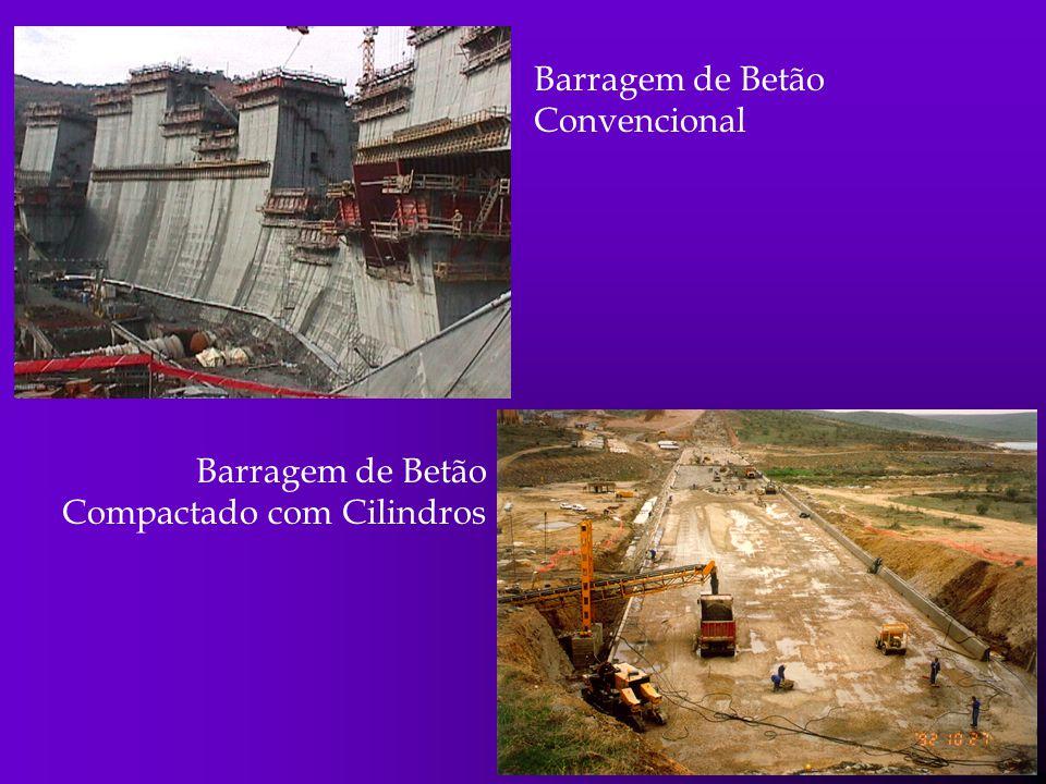 Barragem de Betão Convencional