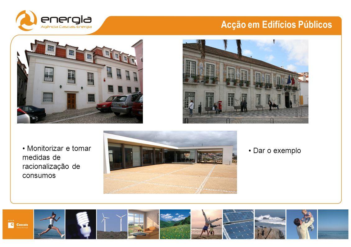 Acção em Edifícios Públicos