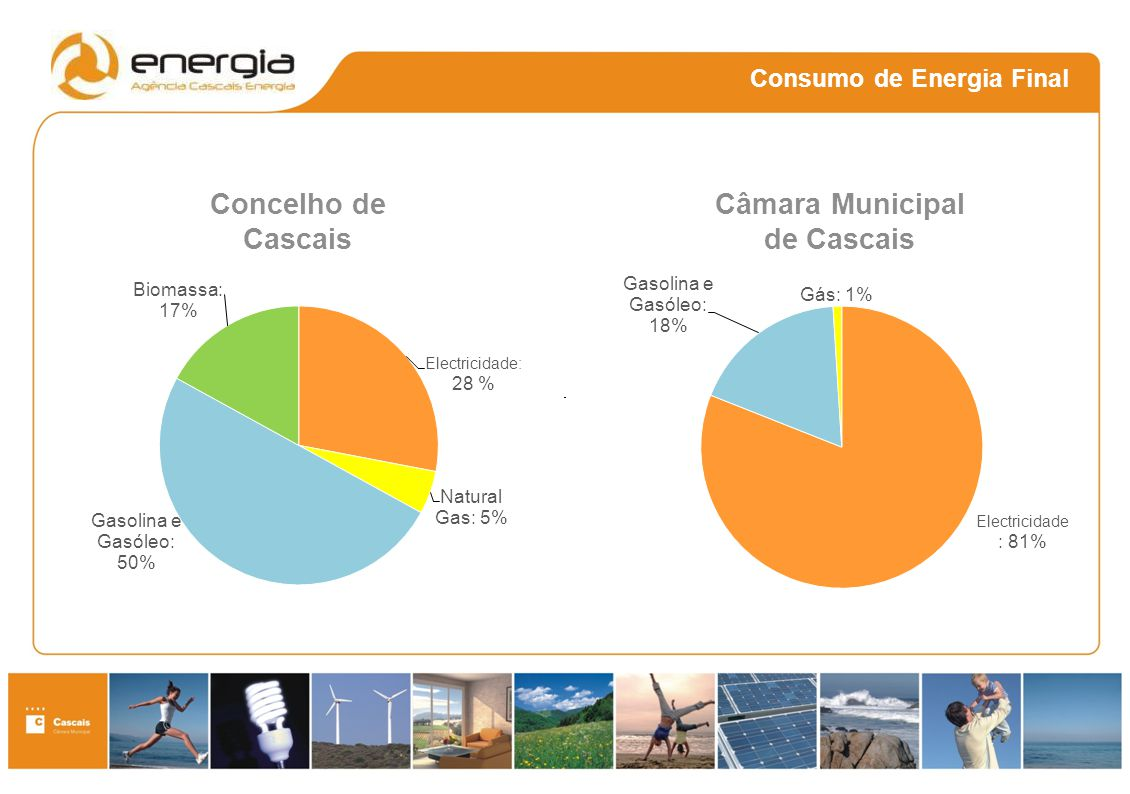 Consumo de Energia Final