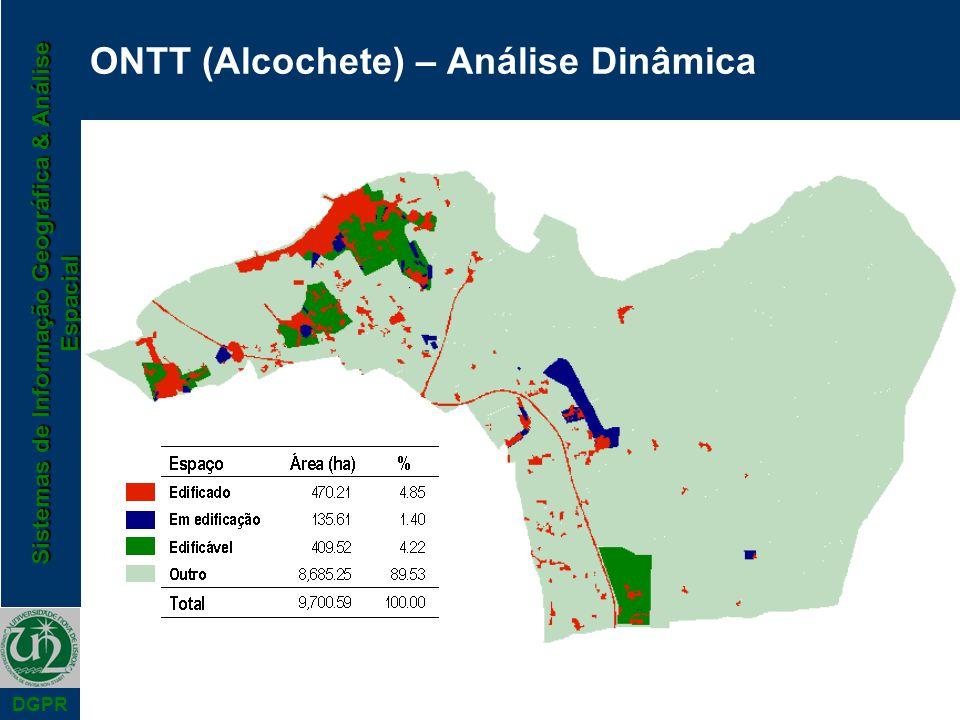 ONTT (Alcochete) – Análise Dinâmica