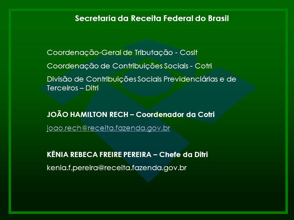 Secretaria da Receita Federal do Brasil