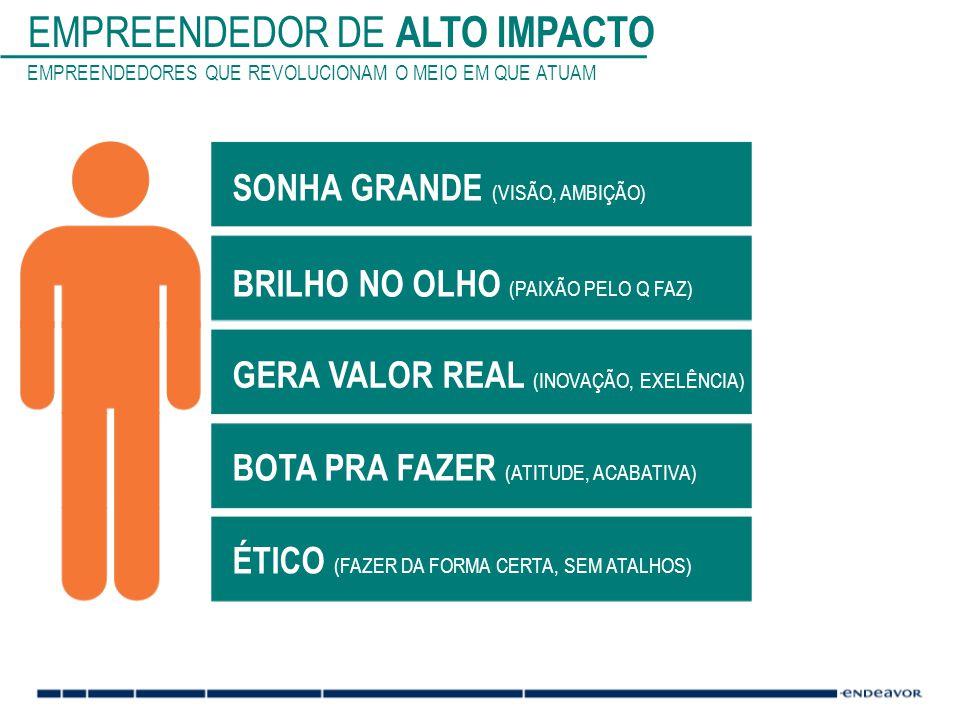 EMPREENDEDOR DE ALTO IMPACTO
