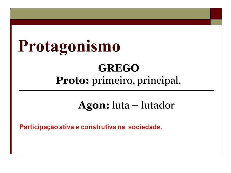 Proto: primeiro, principal.