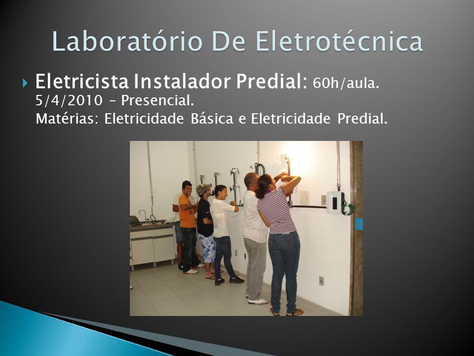 Laboratório De Eletrotécnica