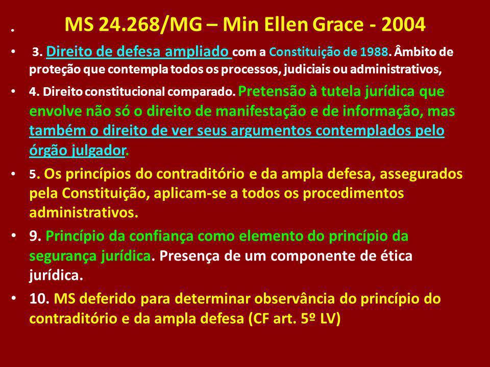 MS 24.268/MG – Min Ellen Grace - 2004