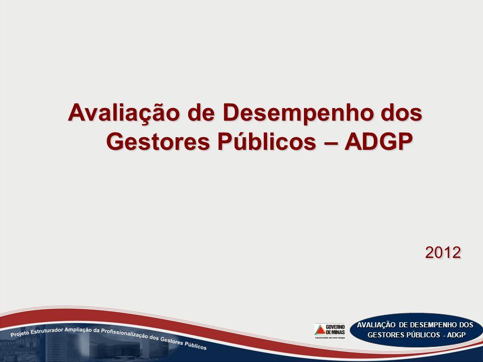 Avaliação de Desempenho dos Gestores Públicos – ADGP
