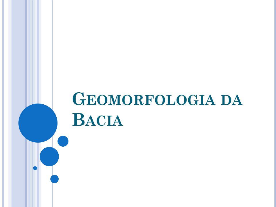 Geomorfologia da Bacia