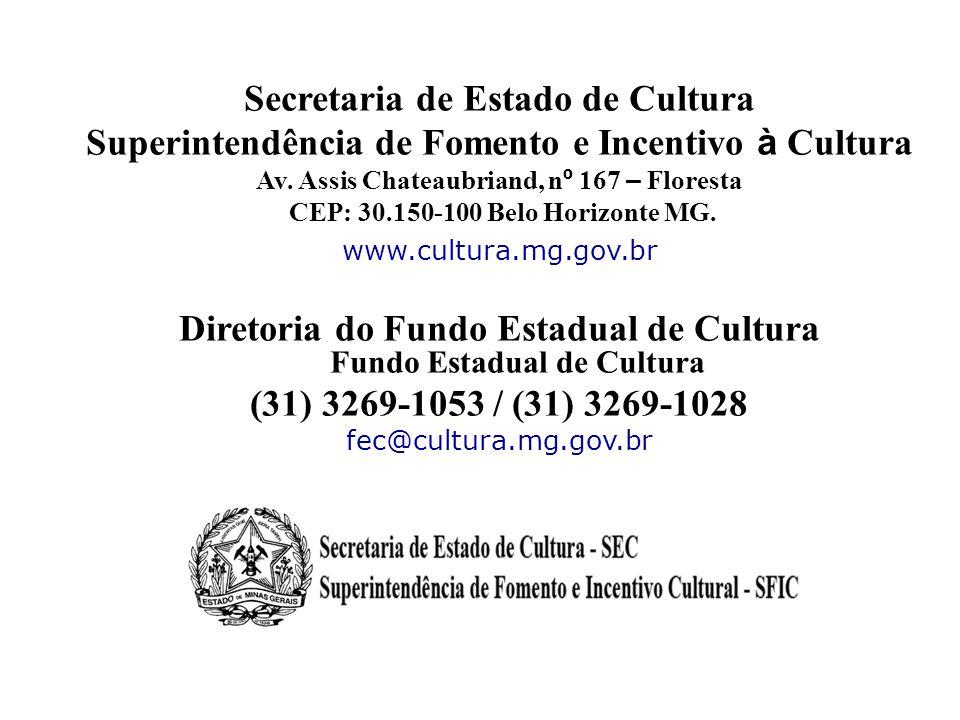 Secretaria de Estado de Cultura