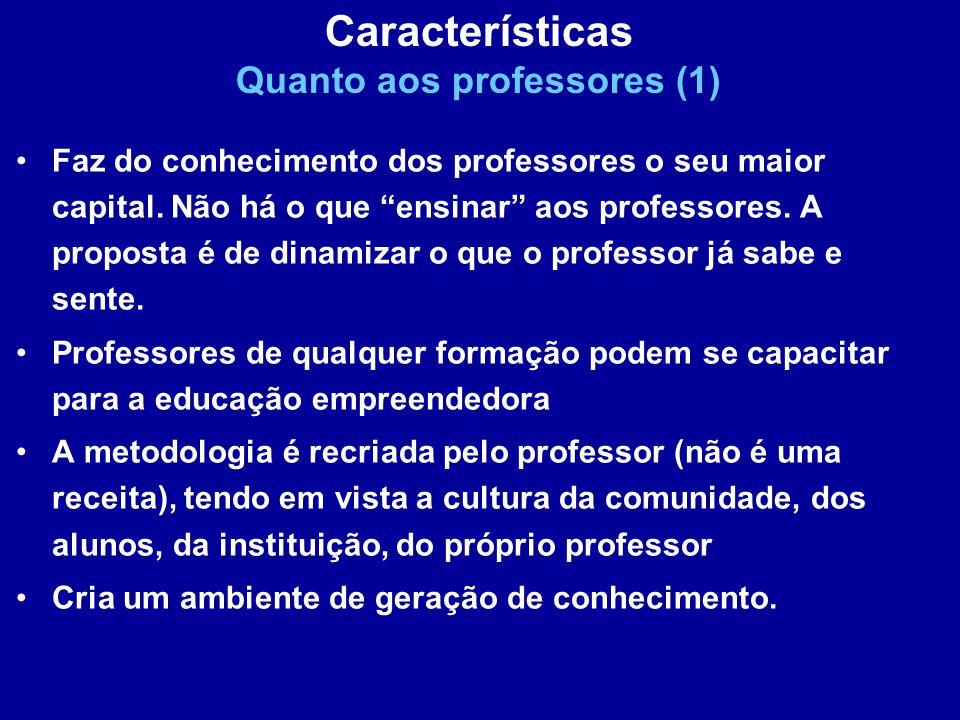 Quanto aos professores (1)