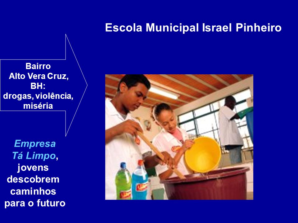 Escola Municipal Israel Pinheiro