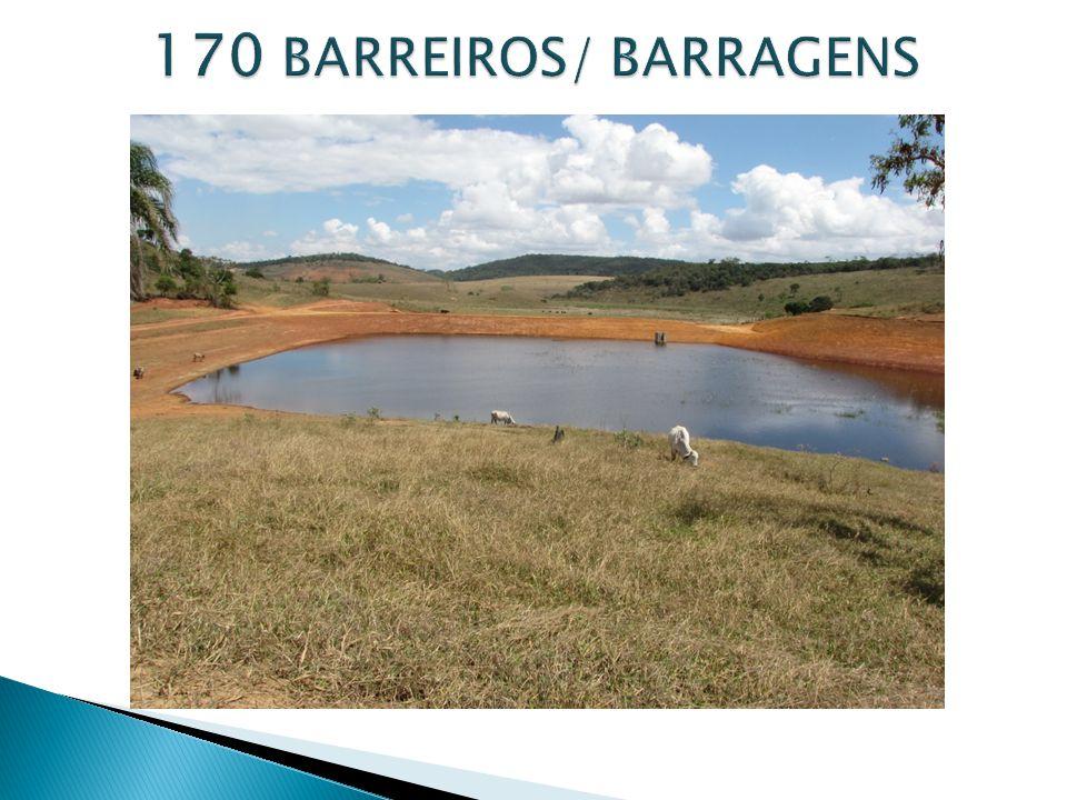 170 BARREIROS/ BARRAGENS