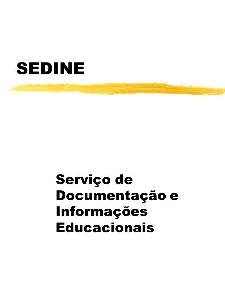Serviço de Documentação e Informações Educacionais
