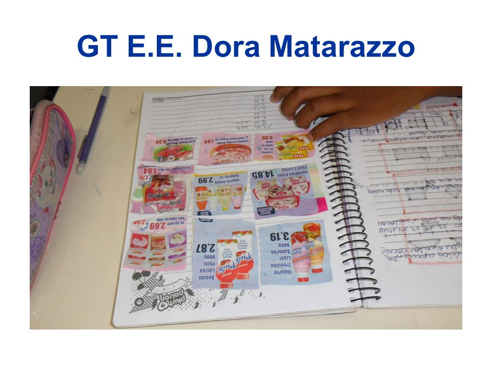 GT E.E. Dora Matarazzo