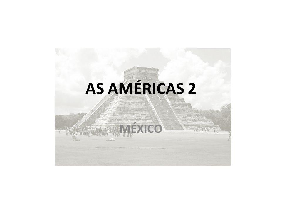 AS AMÉRICAS 2 MÉXICO