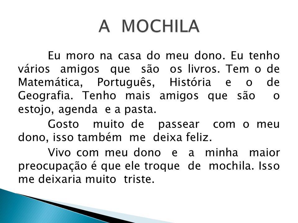 A MOCHILA