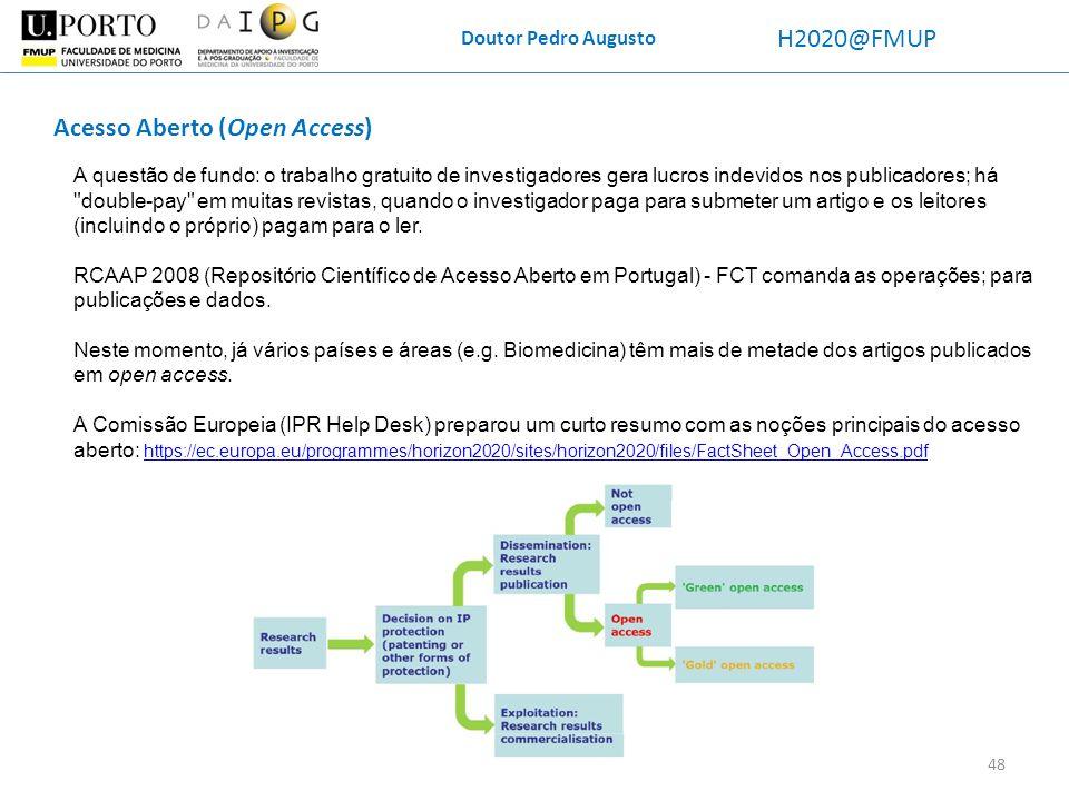 Acesso Aberto (Open Access)