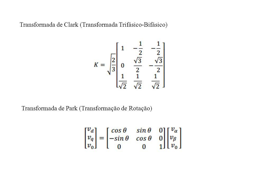 Transformada de Clark (Transformada Trifásico-Bifásico)