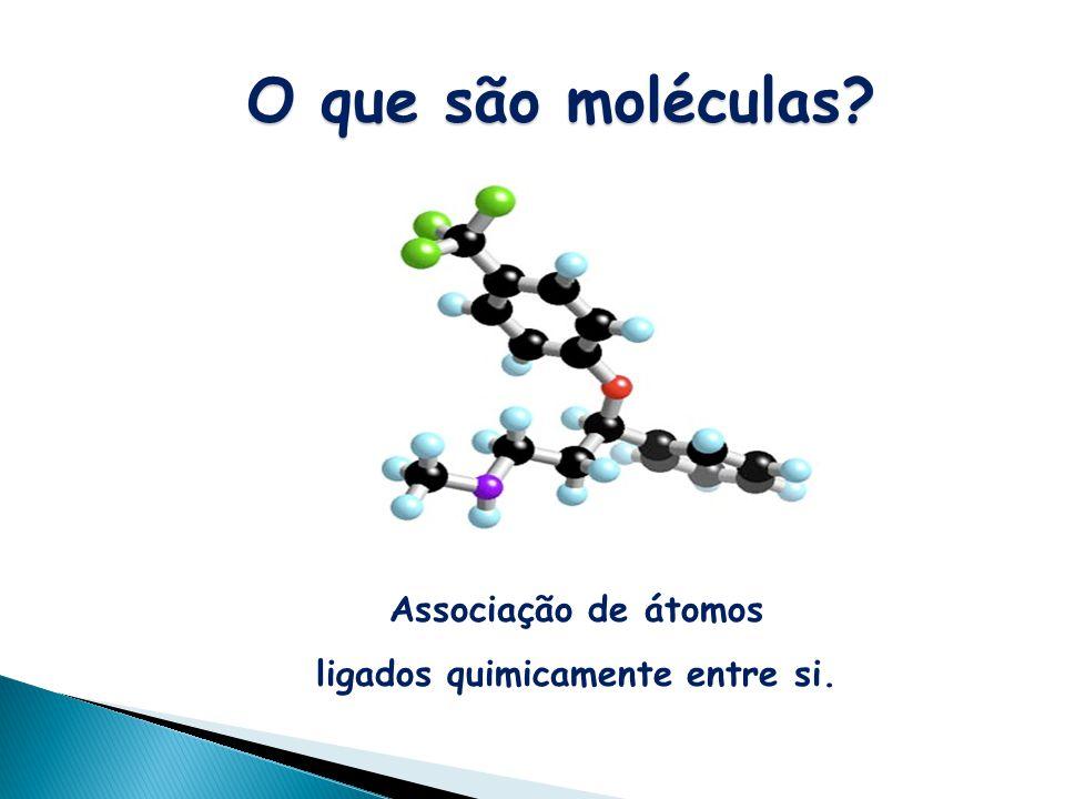 ligados quimicamente entre si.