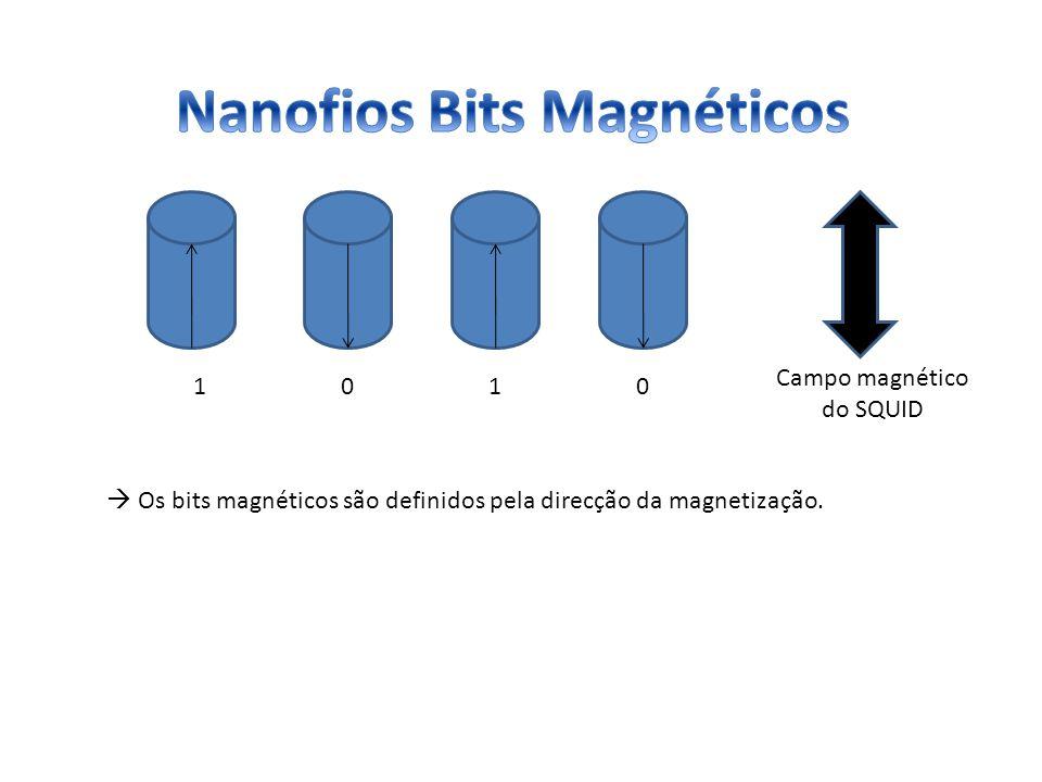 Nanofios Bits Magnéticos