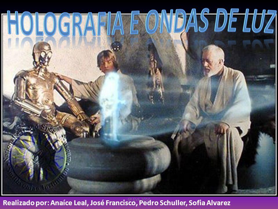 Holografia e ondas de luz