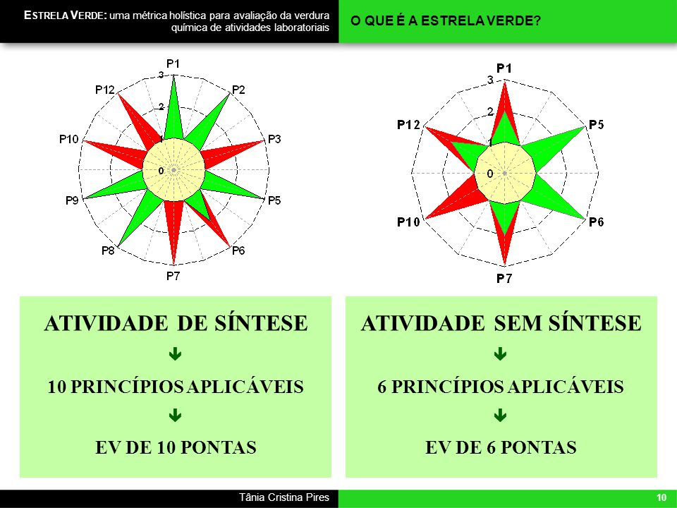 10 PRINCÍPIOS APLICÁVEIS 6 PRINCÍPIOS APLICÁVEIS