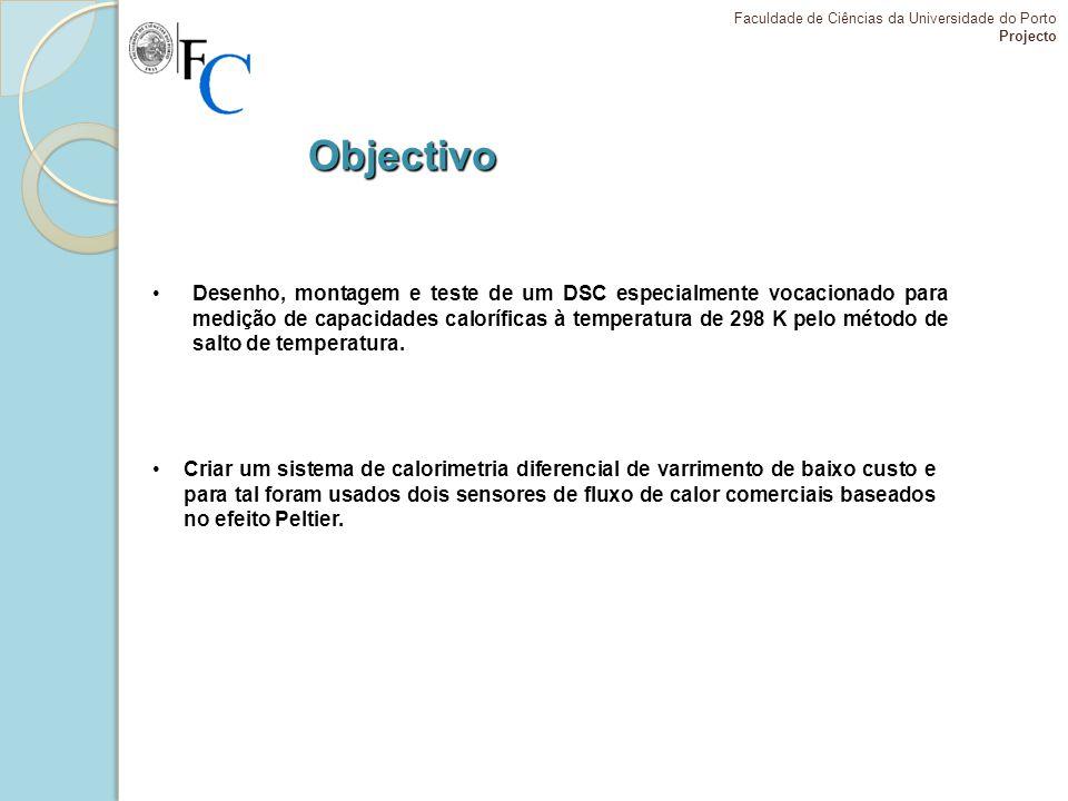 Faculdade de Ciências da Universidade do Porto Projecto