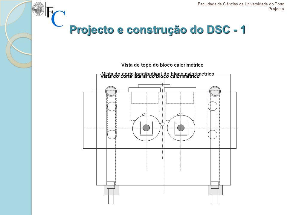 Projecto e construção do DSC - 1