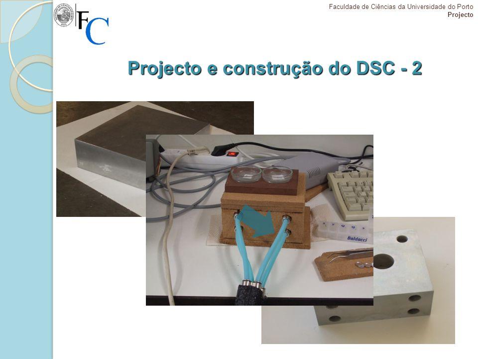 Projecto e construção do DSC - 2