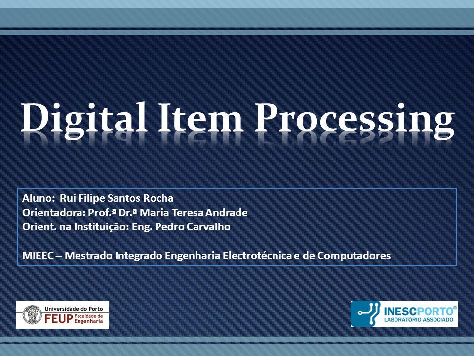 Digital Item Processing