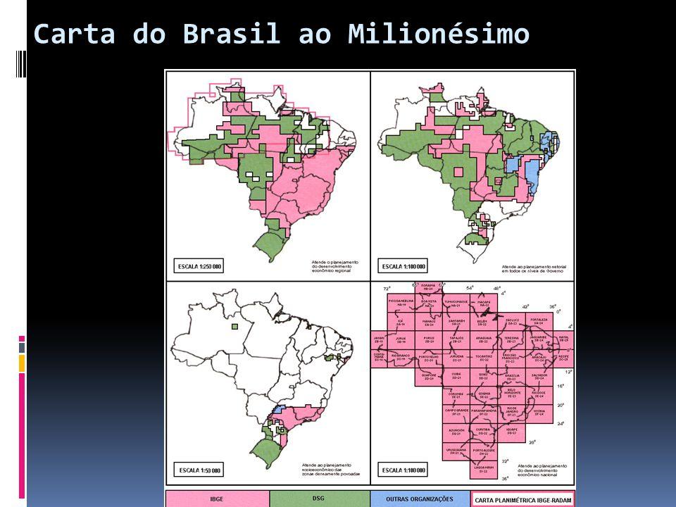 Carta do Brasil ao Milionésimo